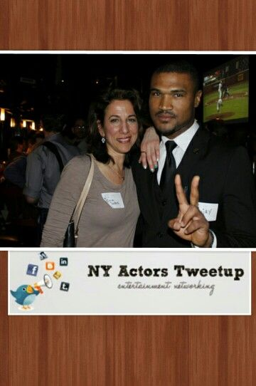 On Tuesday night @ the NY actors Tweetup actress Gina and actor Yoneiry THANK YOU FOR THE INVITE !  I will be Here Tonight  #sagawardsabouttown #actor #film #hollywood #actores #celebridad #celebrity #sagawardsabouttown  #sagaftra  #tv #pelicula #movie  #script #actionfigures #costar #commercial #improvisation #marvel #universalstudio #blackpanter #television #instashot #nocrop #movie #film #scarymovie #scene #vampire #vanpiro #actor  #film #hollywood #actores #celebridad #celebrity…