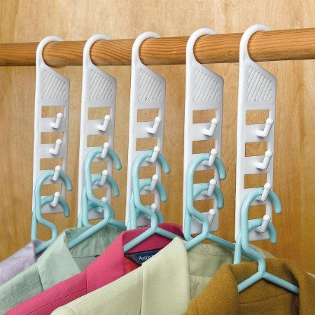 Brylanehome Space-Saver Hangers