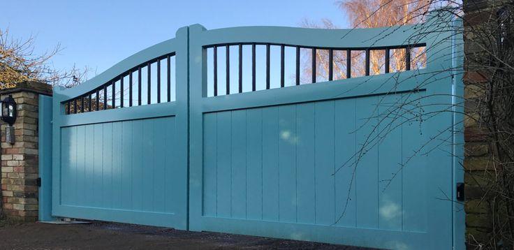 Tailor-Made Aluminium Gates - HB PAYNTER GATES