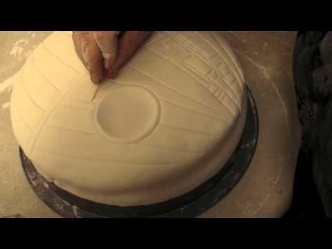 Death Star cake video