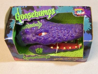 Goosebumps Toy