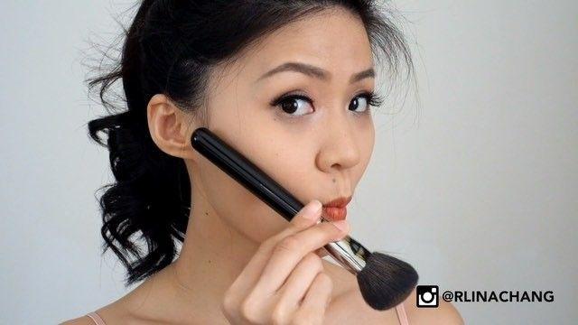 Hi Beauty Babes, This is how to do natural shading. #howto #shade #makeup #makeuptips #beauty Follow: http://instagram.com/rlinachang