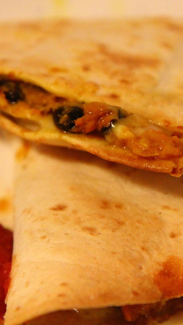 Curried Sweet Potato Quesadillas | Food Inspiration & Recipes | Pinte ...