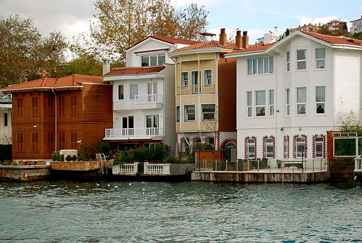 Istanbul yali - Google Search