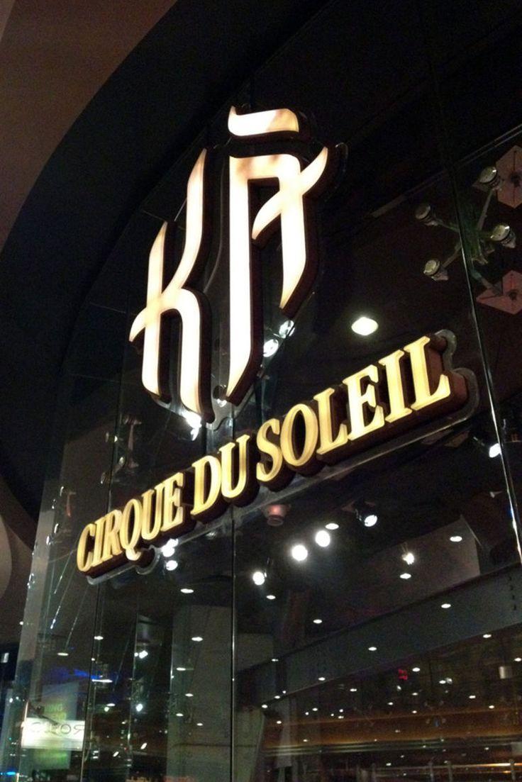 Cirque du Soleil's Ka Theater at the MGM Grand Hotel, Las Vegas