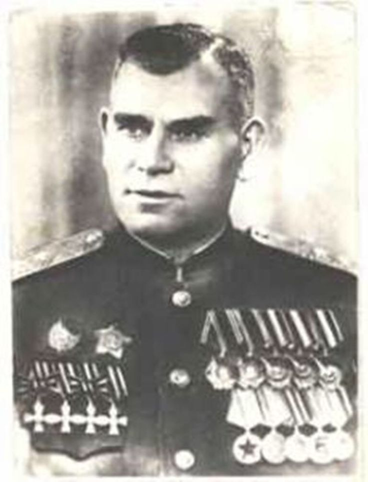 Иван Лукич Хижняк