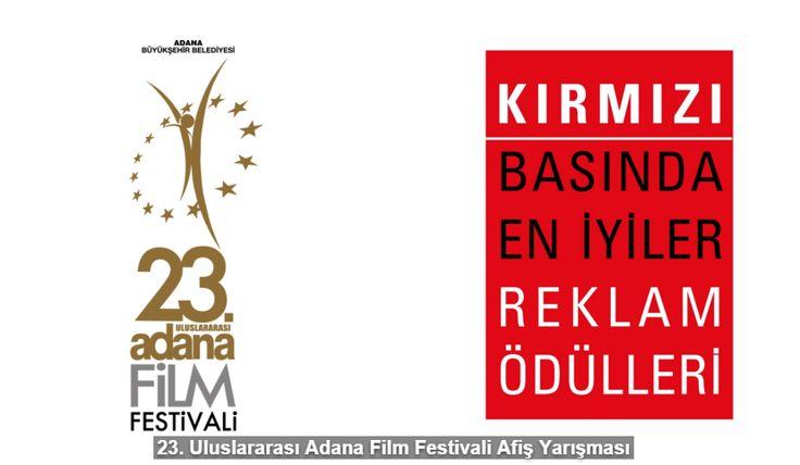 Kırmızı - Uluslararası Adana Film Festivali Afiş Yarışması'na katılın, Festival'in resmi afişini hazırlayın, 30.000TL'lik birincilik ödülünü kazanın. Son başvuru 18 Nisan 2016. http://bit.ly/21f1PLE