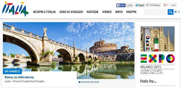 L'Italia non ama il web