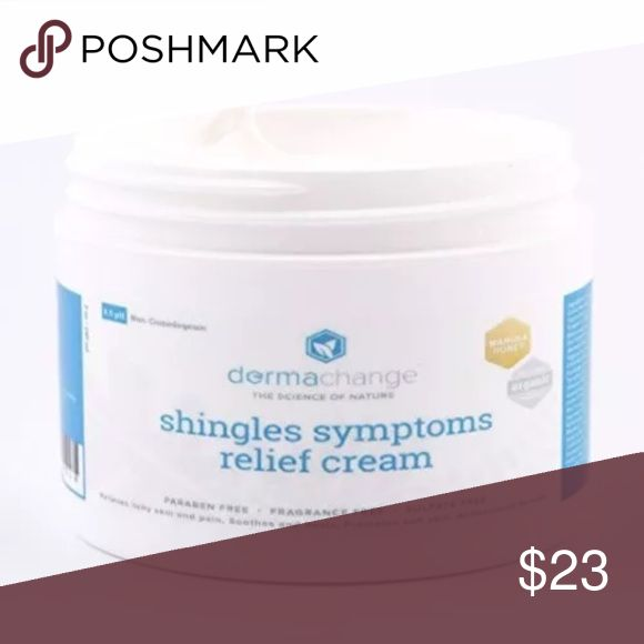Shingles Treatment Cream Shingles Treatment Cream- Nerve Pain Relief Cream- Best Shingles Recovery Cream- Natural- To the Resque Plus- Manuka Honey- Organic-Fast Acting- Shingles No More- Itchy Skin- Non-Greasy- 4 oz  RELIEVE PAIN AND BURNING: Very effective on relieving symptoms of shingles including itchy burning skin. Lots of Success with treatment of Shingles ELIMINATE THE SHINGLES VIRUS ALL ORGANIC INGREDIENTS FREE OF ALL CHEMICALS AND TOXINS Makeup Face Primer