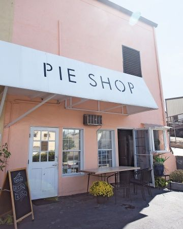 Pie Shop is a hand-guided bakery committed to preserving and reinvigorating the classic American craft of pie-baking.