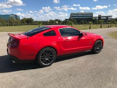 eBay: 2011 Ford Mustang GT500 Performance Package 2011 Mustang GT500 #fordmustang #ford