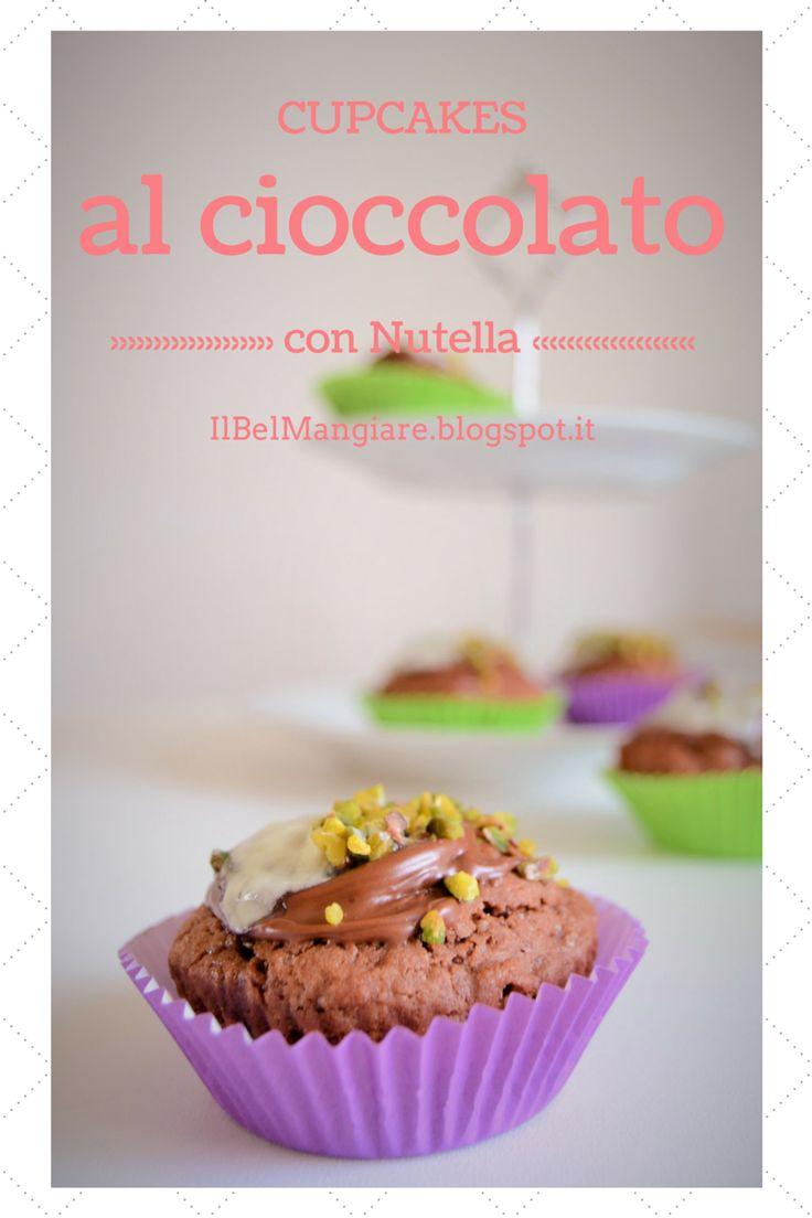 Il Bel Mangiare: #Cupcakes golosi al cioccolato