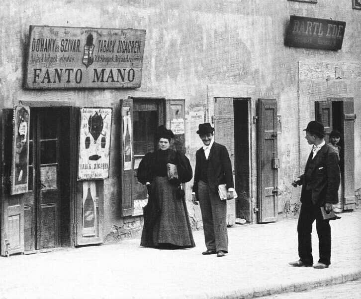 Pesti trafik, 1894