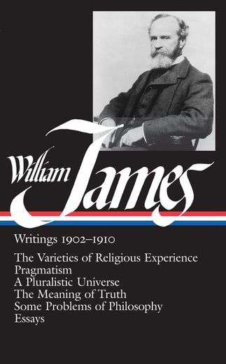 'William #James: Writings 1902-1910' (The Varieties of Religious Experience…