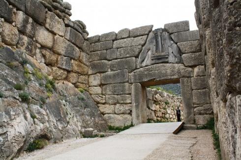 Mycanae, Greece.  http://www.worldheritagesite.org/sites/mycenaetiryns.html