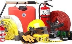 Specialized Fire Fighting Equipment