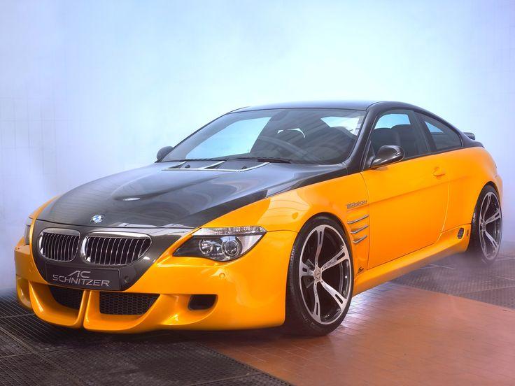 #BMW 2005 AC Schnitzer TENSION