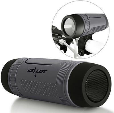 ZEALOT Outdoor Portable Bluetooth Bicycle Speaker
