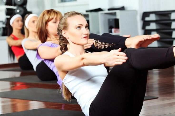Pilates: What It Is   A Total-Body Pilates Workout