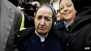 Catholic Nun baby-snatching network. | TeluuDailies