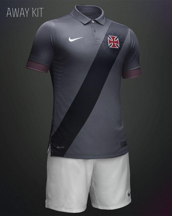 Vasco da Gama - Uniform by Bruno Singulani ddffd072fde60