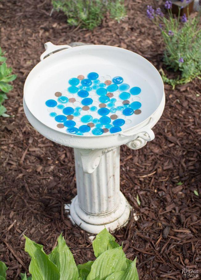 1000 Ideas About Homemade Bird Baths On Pinterest Bird