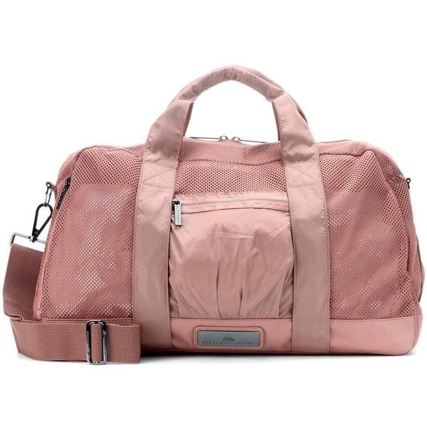eb371a5a52a6 Adidas by Stella McCartney Yoga Gym Bag ( 190) ❤ liked on Polyvore  featuring bags