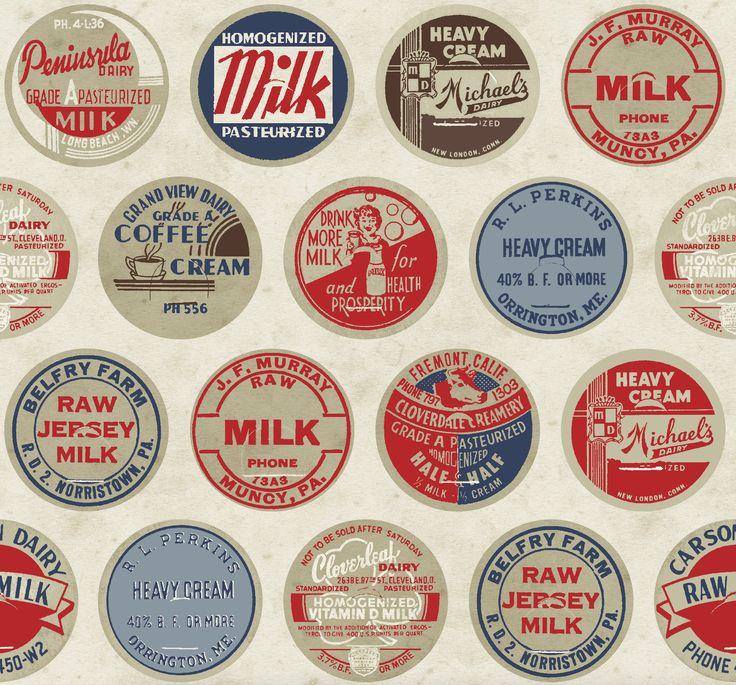 'DairyFarm PVC', Fryett's Fabrics
