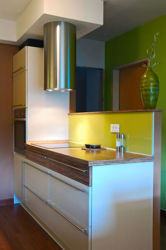 Küchenlösungen Für Kleine Küche U2013 Wie Wird Wenig Platz Optimal Genutzt |  Küche | Pinterest | Kleine Küche, Design Und Neue Küche