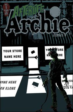 HP Lovecraft Meets Stephen King Meets The Walking Dead – Afterlife With Archie Is A Real Horror Comic