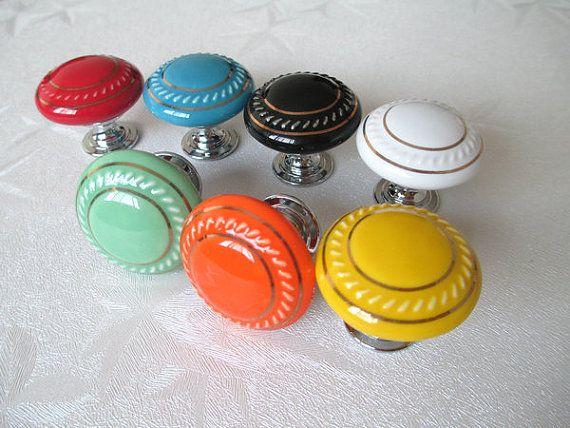 $47.50 (Buy here: https://alitems.com/g/1e8d114494ebda23ff8b16525dc3e8/?i=5&ulp=https%3A%2F%2Fwww.aliexpress.com%2Fitem%2FDrawer-Knobs-Pulls-Handles-Ceramic-Cabinet-Knobs-Kitchen-Furniture-Hardware-Green-Red-Orange-Blue-Yellow-Black%2F32592578350.html ) Drawer Knobs Pulls Handles Ceramic Cabinet Knobs Kitchen Furniture Hardware Green Red Orange Blue Yellow Black White for just $47.50
