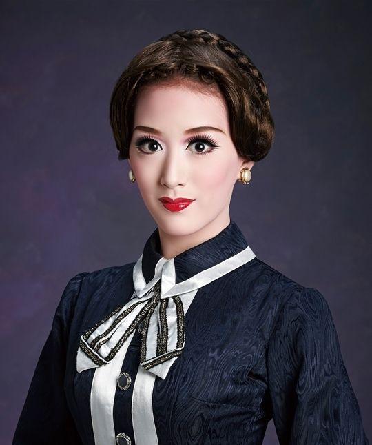 花組 トップ娘役 花乃 まりあ