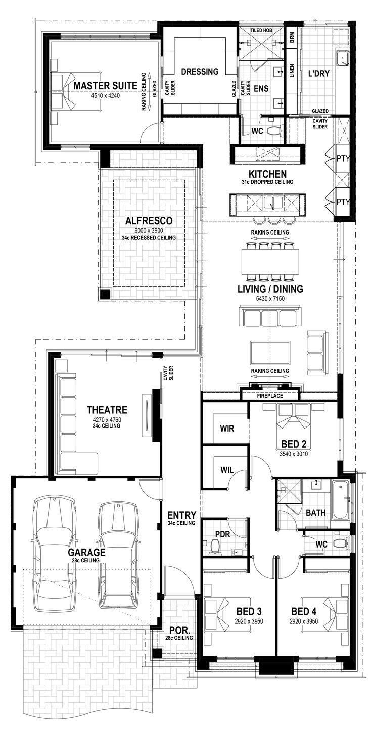 Manor - Lot 15 Pallium Way floorplan