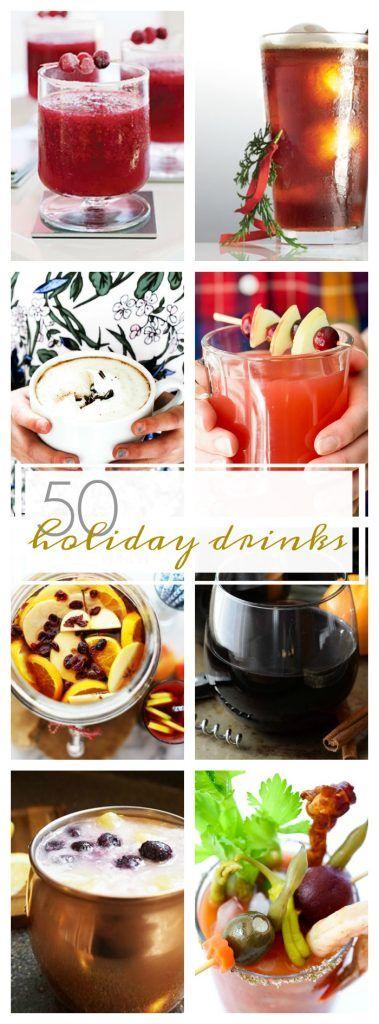 50 Holiday Drinks