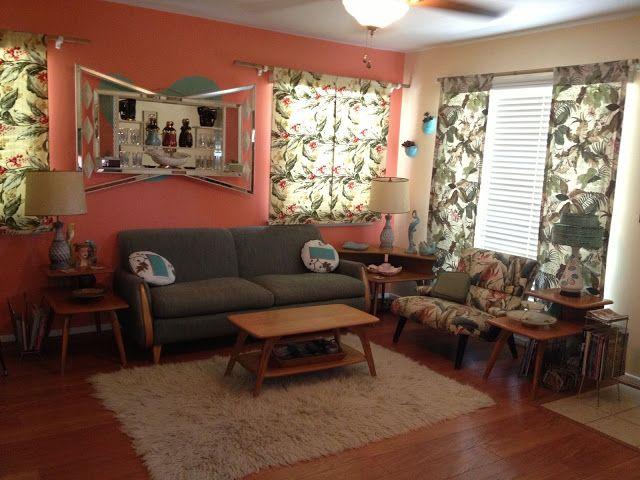 Rockabilly Home Decor : Rockabilly Socialite: Rockabilly and Vintage Lifestyle Blog: Our Home ...