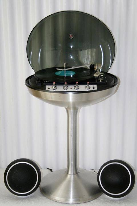 Super record player
