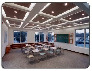 Snap Wall - Acoustical Wall Systems - Suspended Ceilings Systems ...