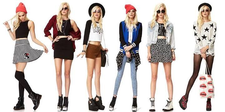 Fashion 21 online shopping