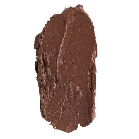 RCMA Makeup Color Process Foundation KN Series KN-5 Dark Brown 1/2 oz product smear.