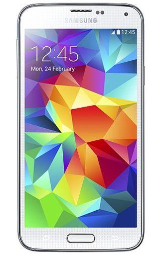 Samsung Galaxy S5 Wit met Zakelijk Abonnement | GSMhof.nl #Goedkope #GSM #Aanbiedingen #Zakelijk