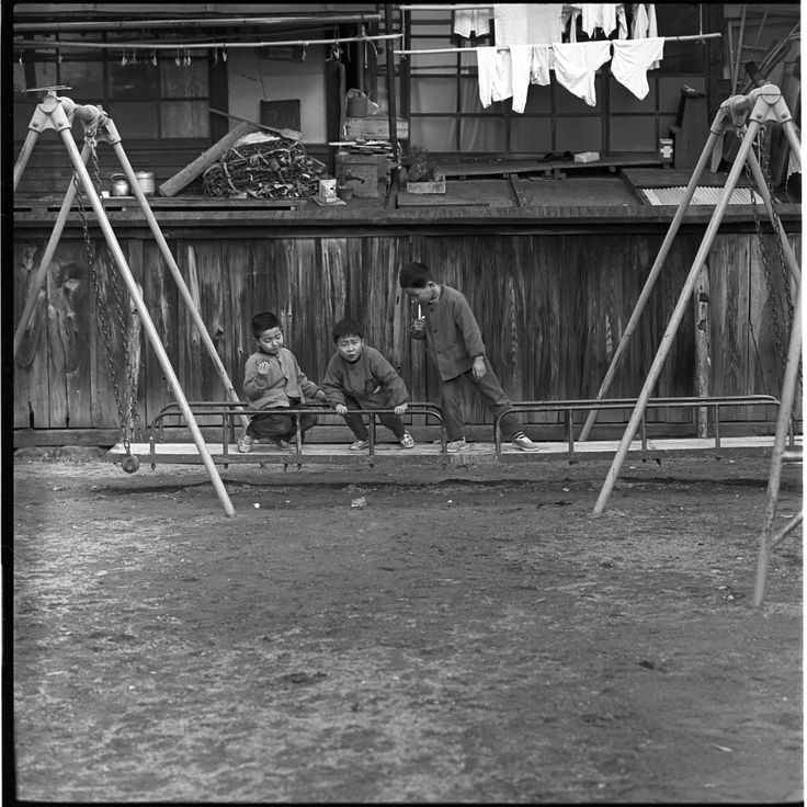 Gym Equipment Japan: 242 Best Vintage Photos Of Children Playing Outside Images