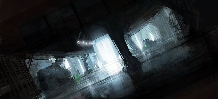 The Hangar by AndreeWallin