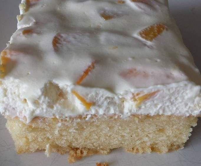 Fanta - Schmand -Kuchen