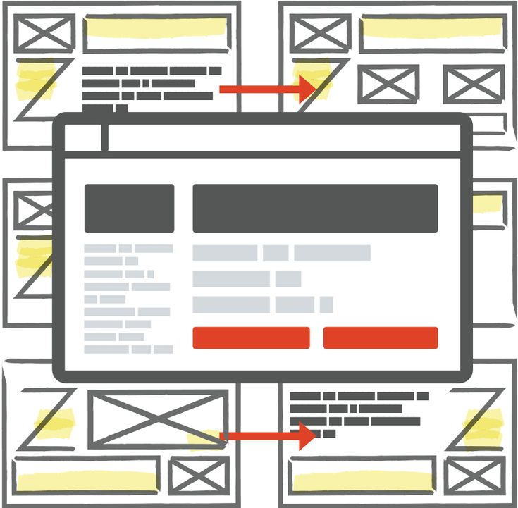 An Introduction to User Experience Design Illustration by Larry Buchanan