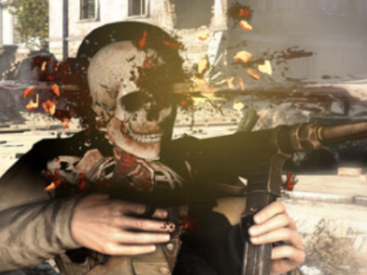 Sniper Elite v2 is awesome. My favorite part is the slow mo kills. Sometimes their funny sometimes their just BA.                                  /                                   I                                    I.