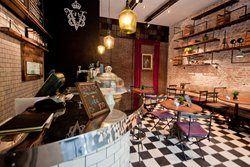 Victoria Brown Bar & Restaurant, Buenos Aires, 2013 - Hitzig Militello Arquitectos