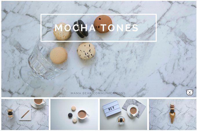 Styled Stock Photos | Mocha Tones by mamabearcomms on @creativemarket