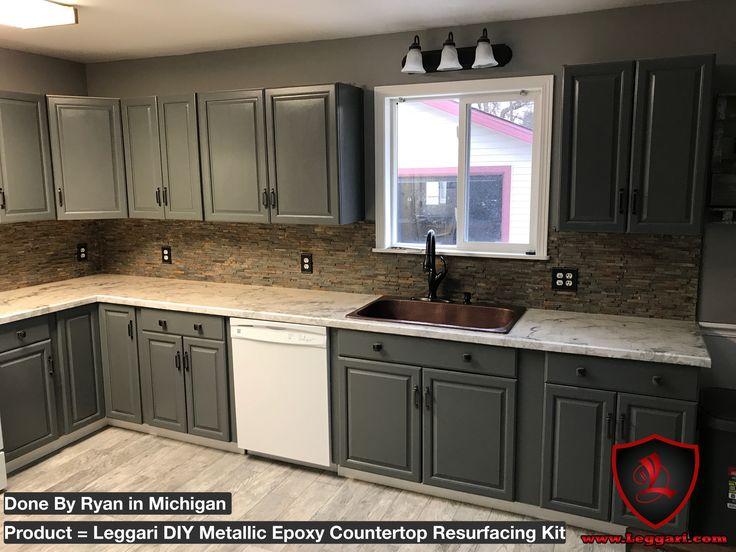 Resurface Kitchen Countertops Uk