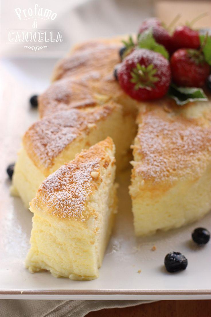 """Se penso ad una parola che possa descrivere questo dolce mi viene in mente """"nuvola"""". Oppure """"zucchero filato"""", perchè quando la mordo la sento scioglievole e soffice allo stesso modo! Sto parlando della Japanese Cheesecake (o Cotton Cheesecake) una torta con pochi ingredienti ed un metodo di preparazione particolare che a differenza della N.Y. CheesecakeRead more"""