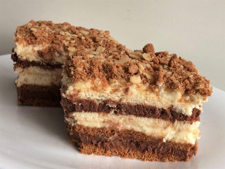 ciasto, ciasto bez pieczenia, ciasto z mascarpone, bez pieczenia z serkiem mascarpone, serek mascarpone, kakao, wanilia, bita śmietana, herbatniki, ciasto z herbatników, deser, przyjęcie, dla gości, święta, ciasto dla leniwych, ciasto dla zapracowanych, słodycze,